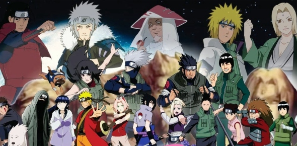 "Which are the manga related episodes in ""Naruto Shippuden"" anime?"