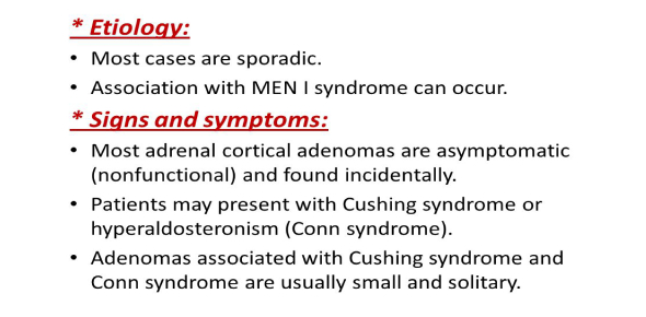 What are the correct statements in regard to the etiology and associated signs and symptoms in this patient?