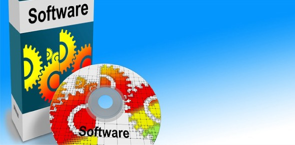 What are the main categories of computer software?
