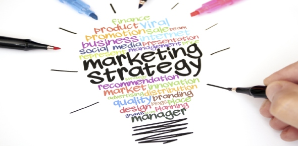 Which of the following is the first step in developing a marketing strategy?