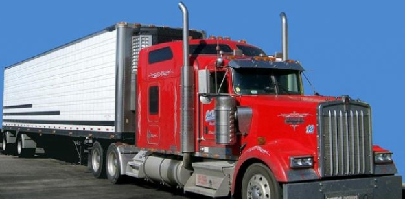 Which of the following is true about large trucks?