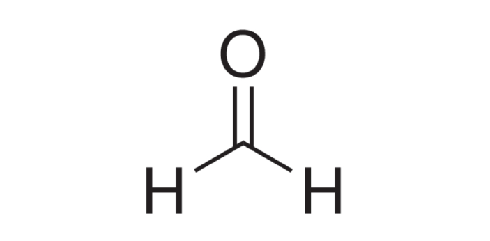 Formaldehyde does not have an R Group. There are other aldehydes that are available right now that