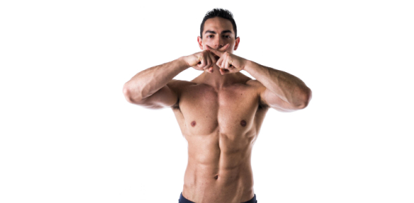 Are crunches an overrated exercise for building a six pack?