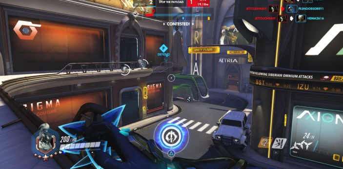 Competitive Play is a part of Overwatch's game mode. The play menu is the medium through which