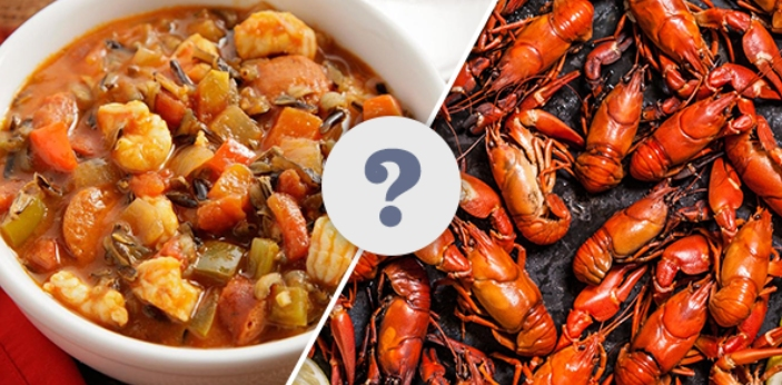 Cajun and Creole are words used to refer to any member of the two ethnic groups in Southern