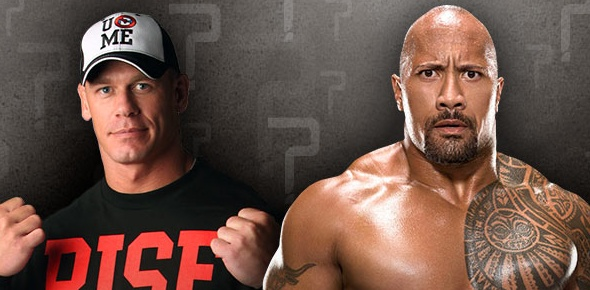 Who is the best pro-wrestler among John Cena and Rock?