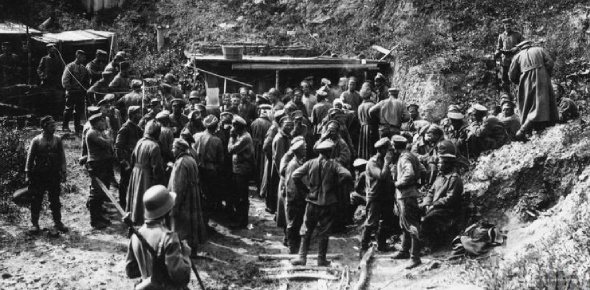 The Kerensky offensive was the series of demonstrations carried out by soldiers and industrial