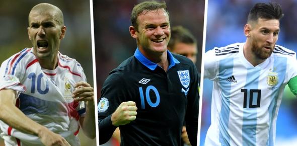 What do retired footballers do?