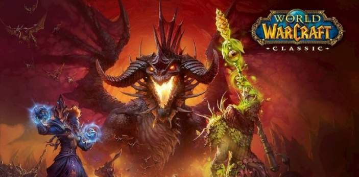 World of Warcraft is a massively popular multiplayer online role-playing game. The game takes place