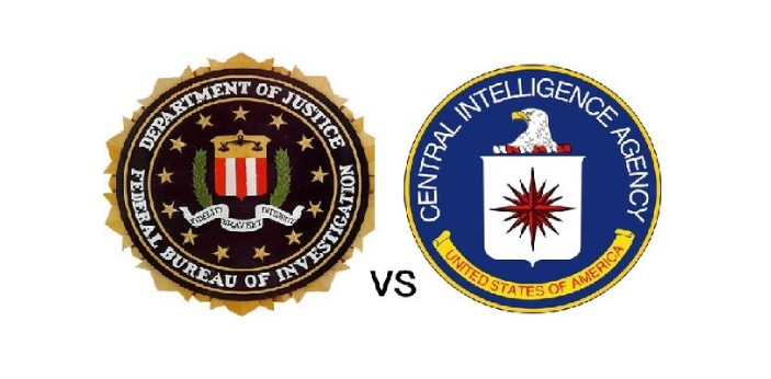 CIA is the correct answer to this question, as they are more powerful than the FBI. CIA stands for