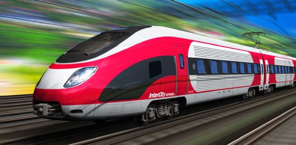 It will depend on what you are looking at. If you are simply looking at the best railway transport