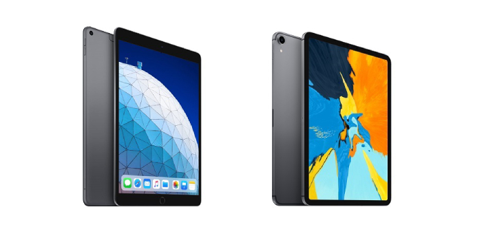iPad Air and iPad Pro-1are two commonly used tablets. Although they look almost the same, there are