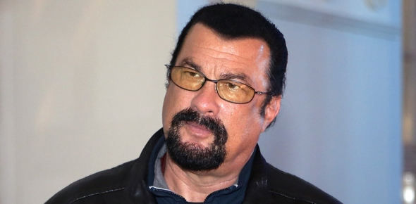 What happened to Steven Seagal?