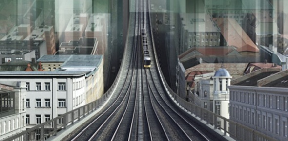 There are several countries in the world that do not have railway systems connecting the nation.