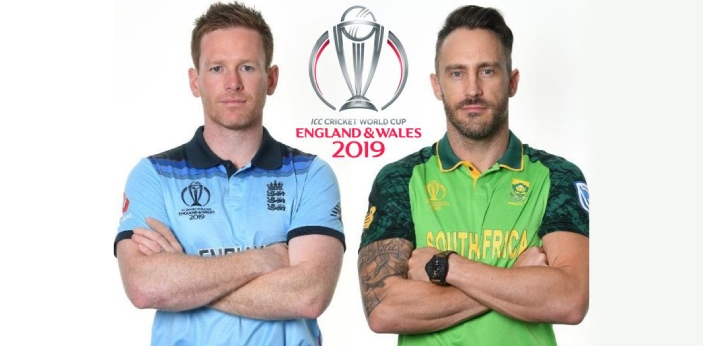 After the opening ceremony, the ICC Cricket World Cup first match will begin. The first match is