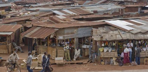 Poverty is one big issue that must be dealt with. Poverty is everywhere but the poverty level