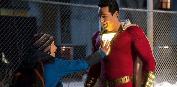 Will Shazam clash with Captain Marvel?