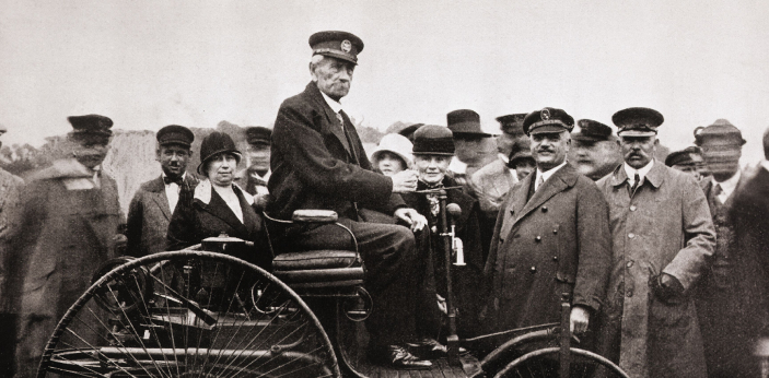Mercedes Benz was founded by two men named Karl Benz and Gottlieb Daimler in 1926. The