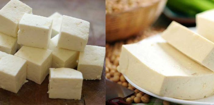 Tofu and Paneer are two foods that are consumed in a different part of the world. Many people get