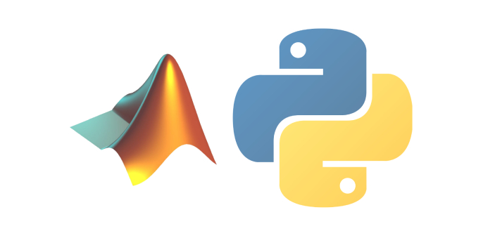 Python and Matlab are both high-level programming languages, whereas Python is a general-purpose