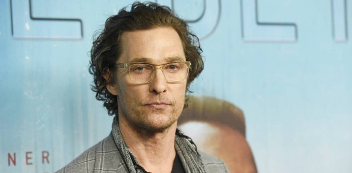 Matthew McConaughey is probably the most humble actor in Hollywood. He lives modestly and has in