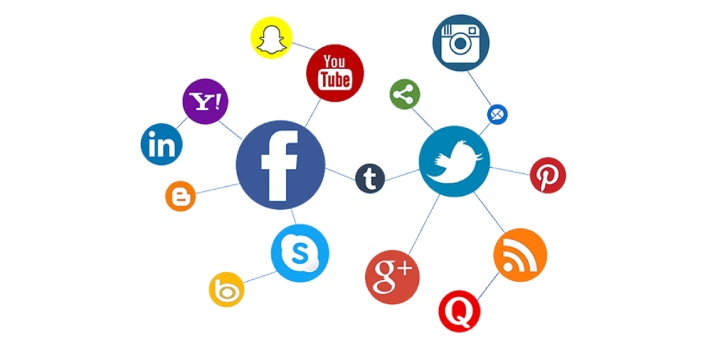 A lot of people use social media and social networking interchangeably but there are some