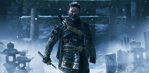 Who is making the game Ghost of Tsushima?