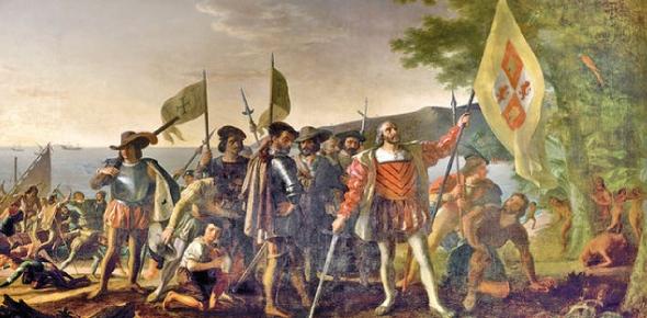 Who were the Conquistadors?