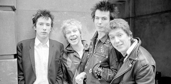 The Sex Pistols had one more album at the onset of punk rock music. They came out with a bang. They