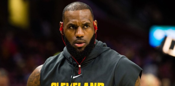 3.  LeBron James has 3 (three) rings. In layman's language, rings mean championship in a