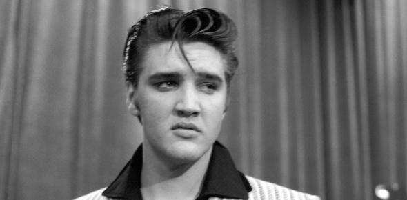 Why was Elvis Presley controversial?