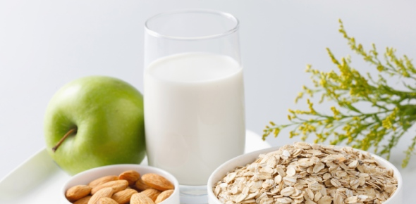 Does warm milk harm cereals nutritional content?