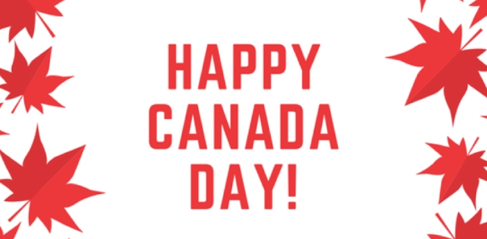 Canada Day is celebrated annually on July 1. It is a day that marks the anniversary of the creation