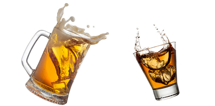 These two are both alcoholic beverages, but they have some differences that people should know.