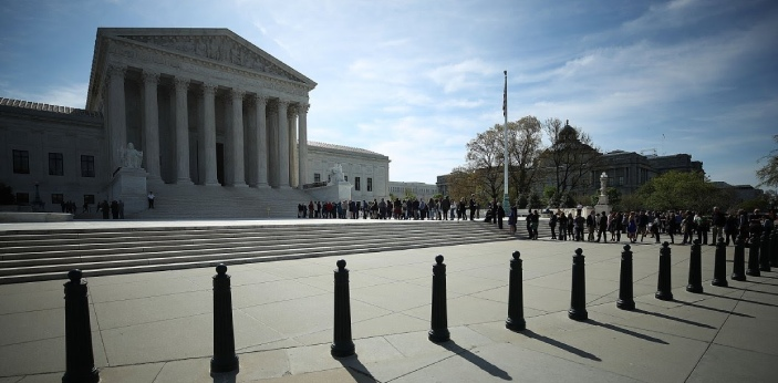 There are two courts in the United States, which consists of the federal court and state court. The