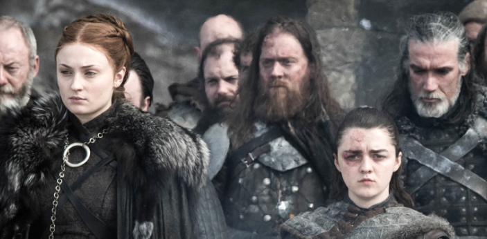 Game of Thrones is a fantasy drama based on the series of novels by George R.R. Martin, and it has