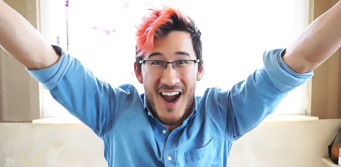 Mark Edward Fischbach (popularly known as Markiplier) is an American actor and YouTuber. He was