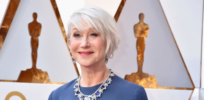 Helen Mirren is a well-known actress who has appeared in a large number of movies including Woman