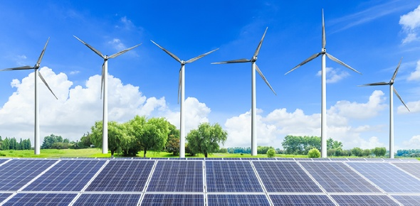 Wind and solar power are known to be two of the environment-friendly sources of energy right now.