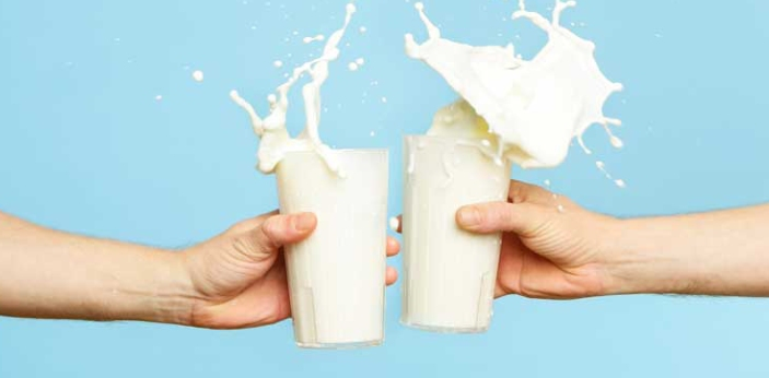 There are a lot of people who may argue about which type of milk is better. Soy milk is normally