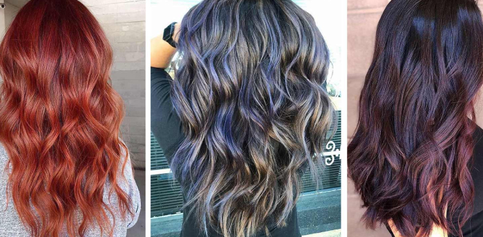 Highlights are known to be lighter than your base color, which will allow your hair to catch light