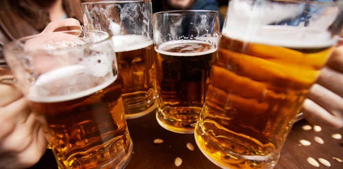Not all alcohols feel right after a meal. The type of alcohol you take after a meal can determine
