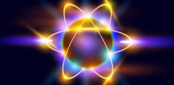 There is the same number of electrons as protons in an atom. Inside the atom, electrons are
