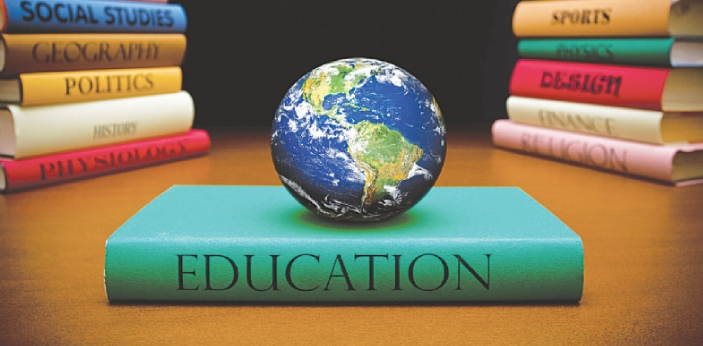 Education is essential; it plays a vital role in the life of a person and society at large.