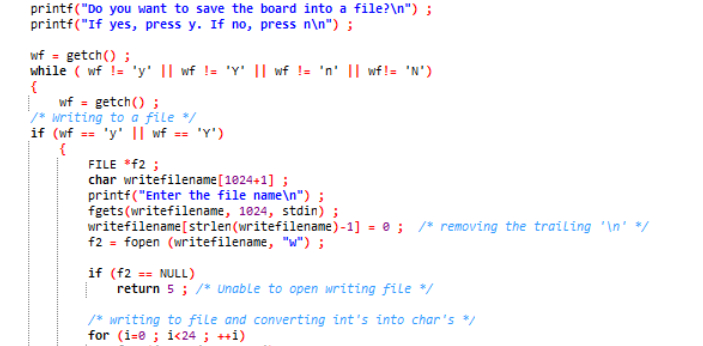 Scanf will have the ability to read the standard input, but if you would use fgets, this will be