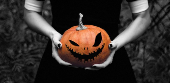 Why is halloween celebrated in America?