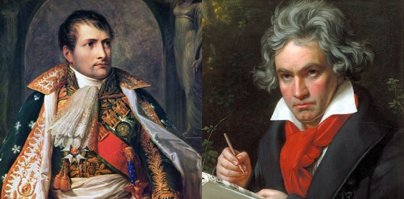 Napolyon ve Beethoven