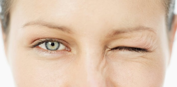 Eye twitching is as a result of spasms (contractions without control) of muscles around the eyelid.