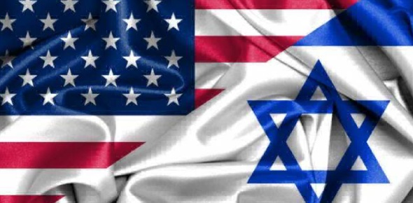 Why has America always supported Israel in its fight against its neighboring Arab states?
