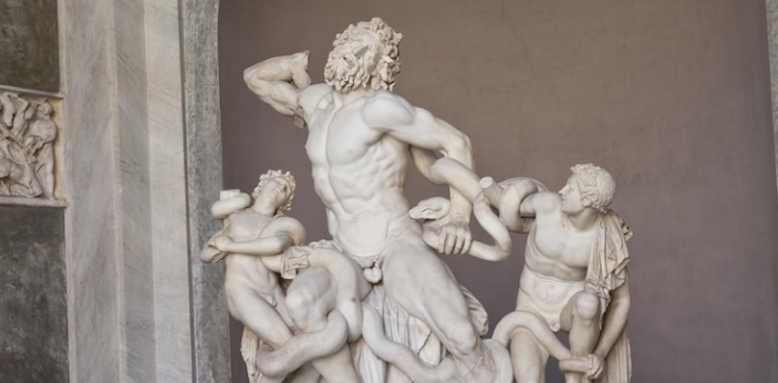 Both Hellenistic and Classical arts are artworks showing different parts of any organized body.
